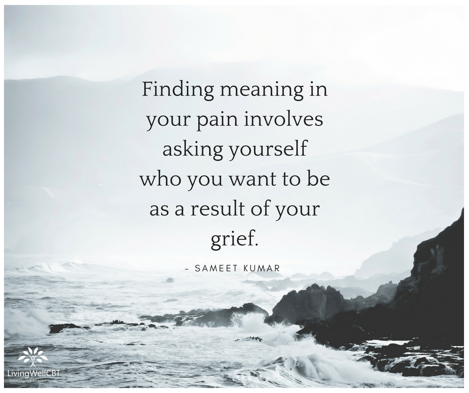 Image result for transformative power of grief